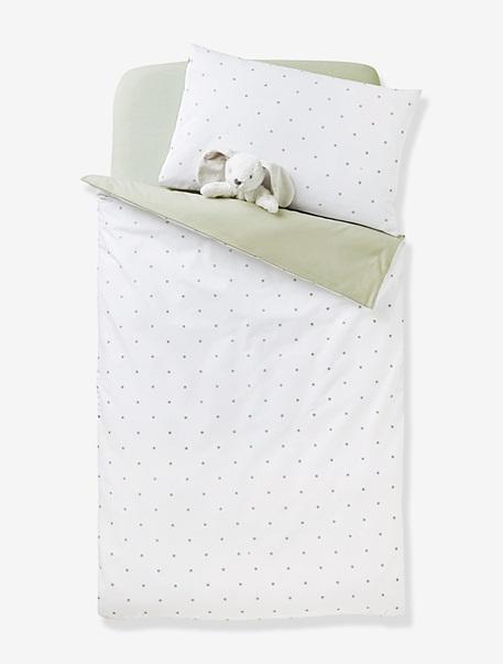 Meubles & Linge de lit-Linge de lit Bébé-Parure de lit Bebe  Pluie d'etoiles