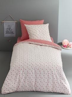 Chambre et Linge de lit-Textile-Linge de lit Enfant-Parures de lit Enfant-Parure Fourre de duvet + taie d'oreiller imprim� �toiles