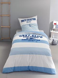 Chambre et Linge de lit-Textile-Linge de lit Enfant-Parures de lit Enfant-Parure de lit enfant Navy club