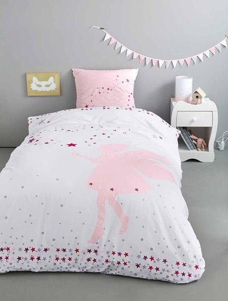Meubles & Linge de lit-Linge de lit Enfant-Parures de lit enfant-Parure de lit enfant Petit fee