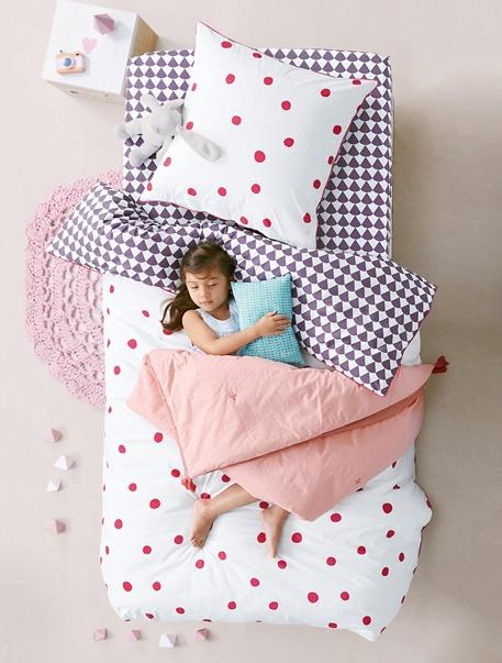 Meubles & Linge de lit-Linge de lit Enfant-Parures de lit enfant-Parure de lit enfant reversible