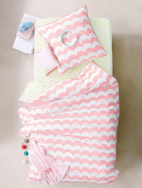 Meubles & Linge de lit-Linge de lit Enfant-Parures de lit enfant-Parure de lit enfant r�eversible