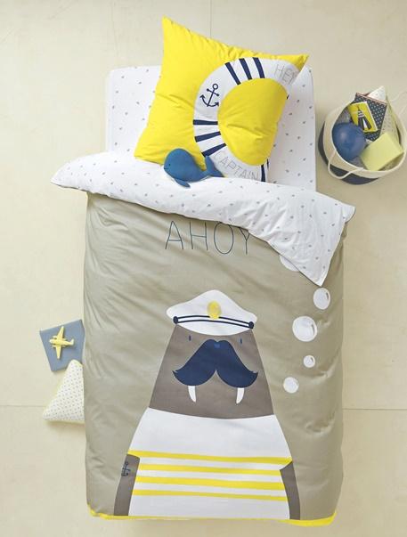 Meubles & Linge de lit-Linge de lit Enfant-Parures de lit enfant-Parure de lit enfant Morse
