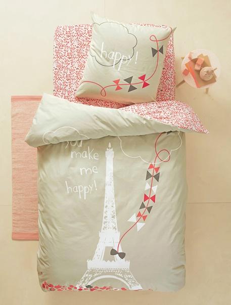 Meubles & Linge de lit-Linge de lit Enfant-Parures de lit enfant-Parure de lit enfant Nuit a Paris