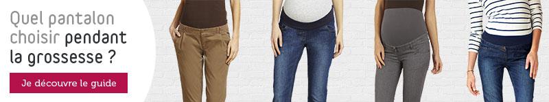 Pantalon grossesse