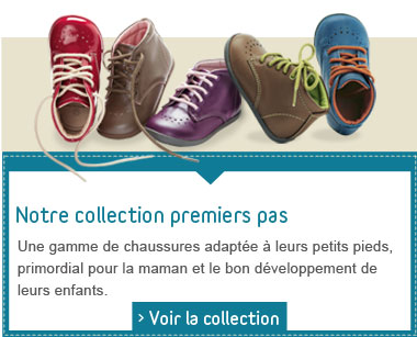 Une gamme de chaussure adaptée à leurs petits pieds, primordial pour la maman et le bon développement de leurs enfants.