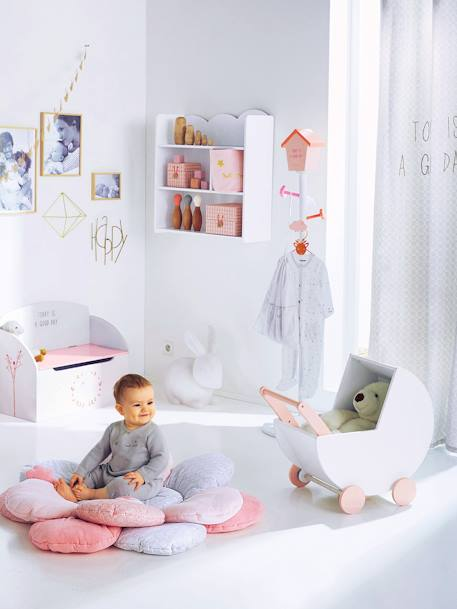 wandregal f r kinderzimmer deko aufbewahren. Black Bedroom Furniture Sets. Home Design Ideas