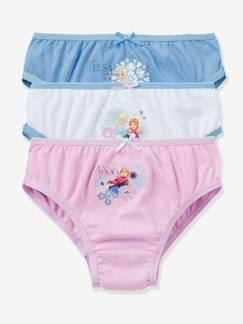 Fille-Sous-vêtement-Lot de 3 culottes fille Reine des neiges® assorties