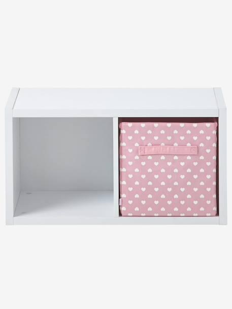 meuble de rangement 2 cases rangement et d coration. Black Bedroom Furniture Sets. Home Design Ideas