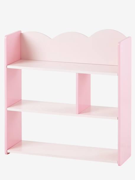 wandregal f r kinderzimmer weiss deko aufbewahren. Black Bedroom Furniture Sets. Home Design Ideas