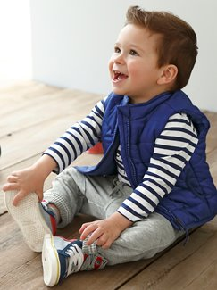 Baby-Lookbook -Lässige Champions