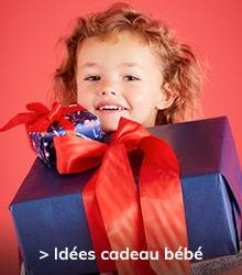 Idées cadeau bébé