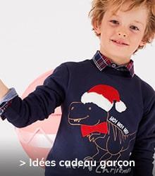 Idées cadeau garçon
