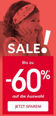 Sale ! Bis zu -50%