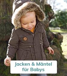 Jacken & Mäntel für Babys