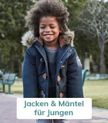 Jacken & Mäntel für Jungen