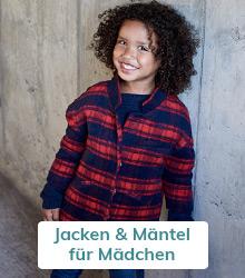 Jacken & Mäntel für Mädchen