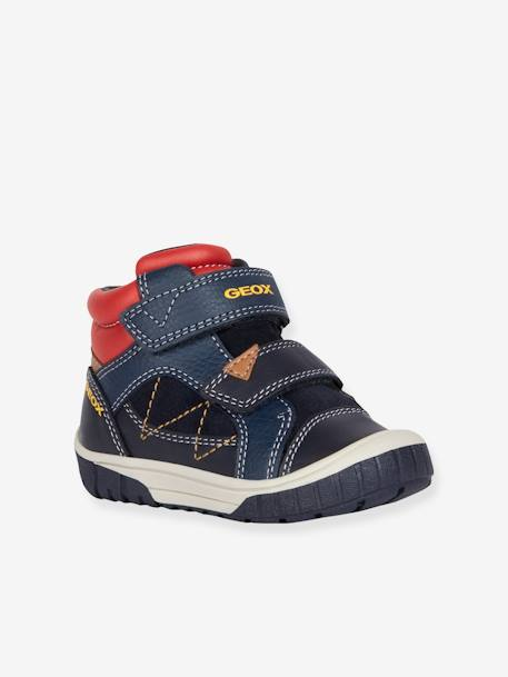 "new arrival 605f0 c744a Mid Sneakers ""Omar Boy A"" GEOX®, Baby Jungen - marine, Schuhe"