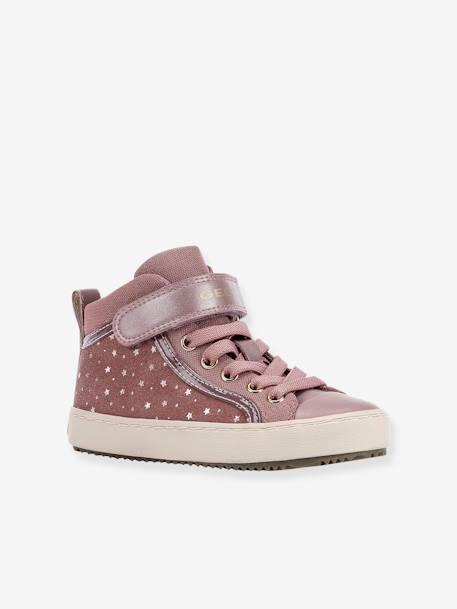 "wie kommt man suche nach neuestem Neuankömmling Mädchen Sneakers ""Kalispera Girl I"" GEOX® - altrosa, Schuhe"