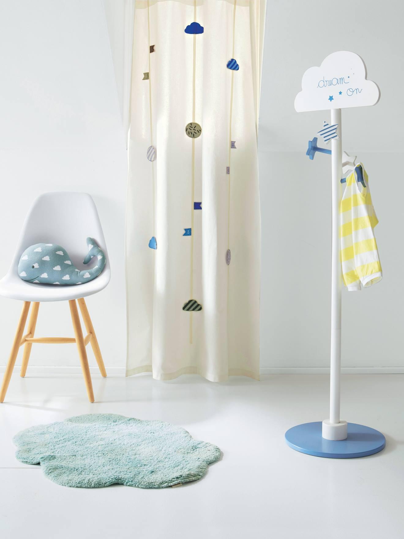 Garderobenständer für Kinder - weiss/blau, Deko & Aufbewahren