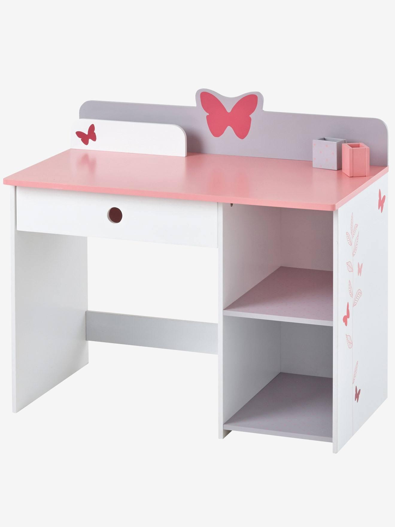 """Bureau Enfant 2 Ans bureau """"envolée"""" pour les 2-5 ans - blanc, chambre et rangement"""