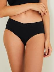 Lot de 2 shorties de grossesse sans coutures en microfibre