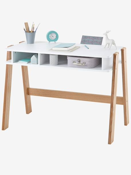 bureau junior architekt rose bois meubles et linge de lit. Black Bedroom Furniture Sets. Home Design Ideas
