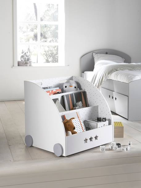 b cherregal sirius f r kinderzimmer deko aufbewahren. Black Bedroom Furniture Sets. Home Design Ideas