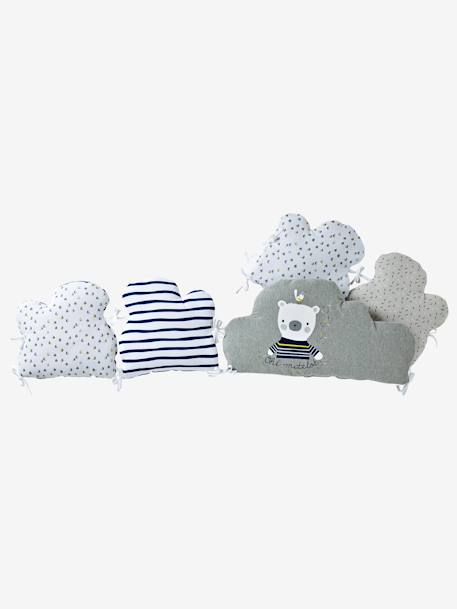 tour de lit modulable marine plaisir meubles et linge. Black Bedroom Furniture Sets. Home Design Ideas