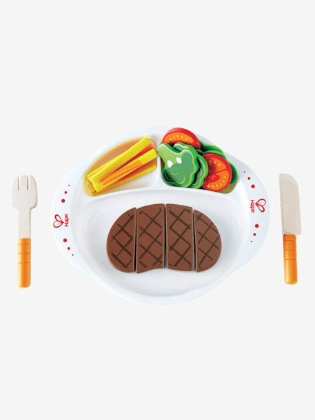 Set steak frites HAPE. multicolore