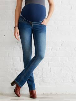 Umstandsmode-Jeans-Bootcut-Jeans
