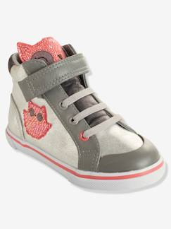 Chaussures-Chaussures fille 23-38-Baskets montantes fille collection maternelle