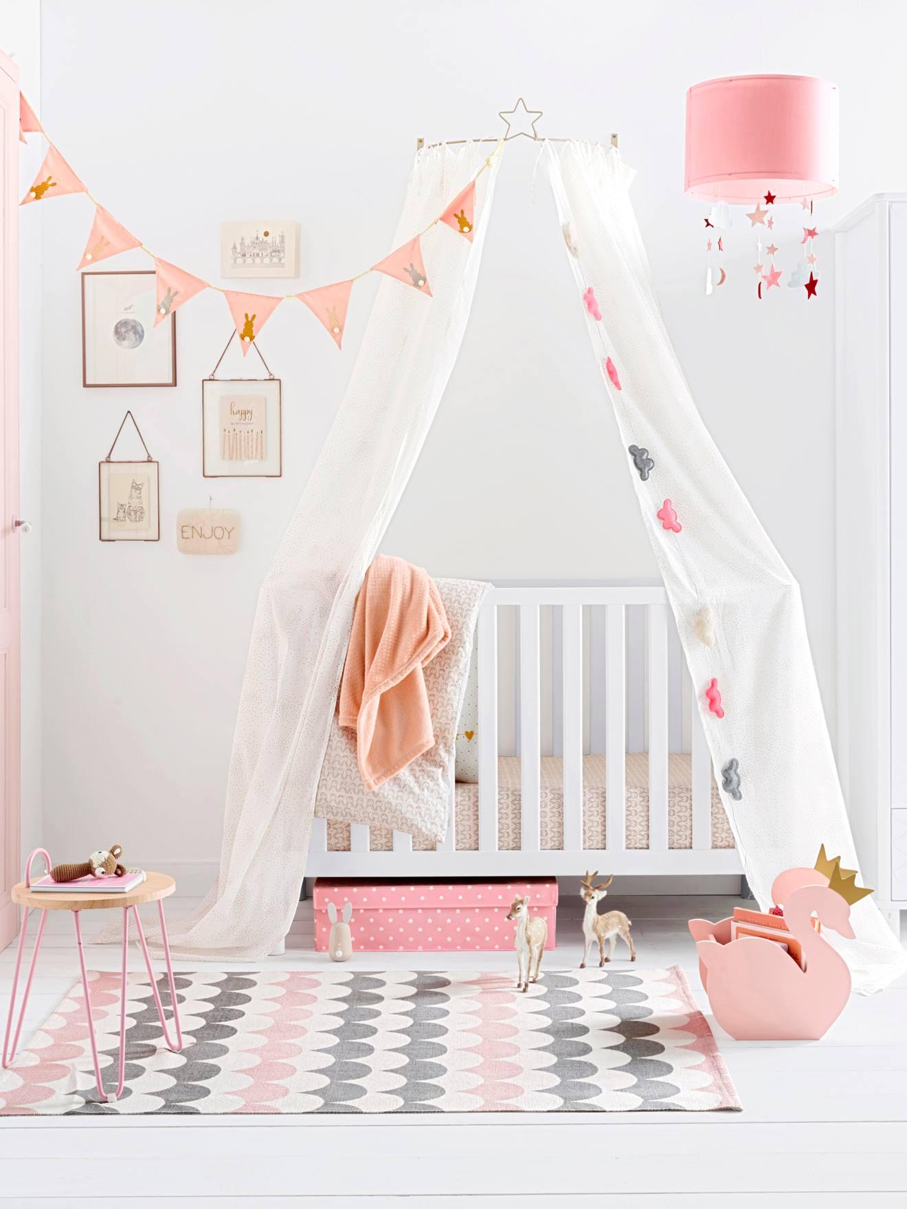 Kinderzimmer-Girlande, Wolken, Deko & Aufbewahren