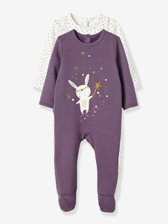 Bébé-Lot de 2 pyjamas