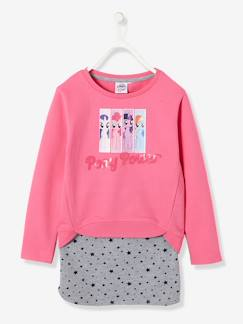Tous leurs héros-Ensemble sweat + jupe fille My little pony® en molleton