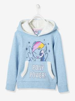 Tous leurs héros-Sweat-shirt fille My little Pony® à paillettes