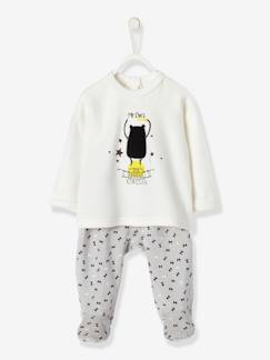 Baby-2er-Pack Baby-Schlafpyjamas