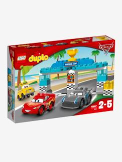 Jouet-Jeux de construction-10857 La course de la Piston Cup de Cars 3 Lego Duplo