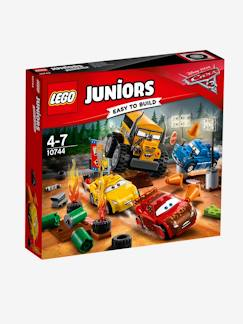 Jouet-Jeux de construction-10744 Le Super 8 de Thunder Hollow Lego junior