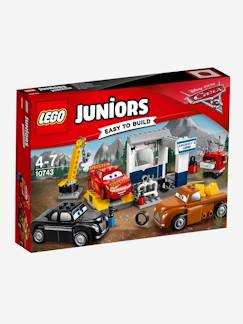 Jouet-Jeux de construction-10743 Le garage de Smokey Lego Junior