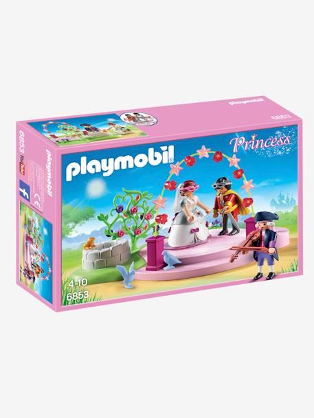 6853 Couple princier masqué Playmobil Princess - multicolore, Jouet