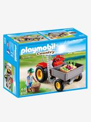 6131 Fermier avec faucheuse Playmobil Country
