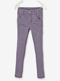 Nouvelle Collection-Fille-Pantalon slim fille tour de hanches FIN morphologik