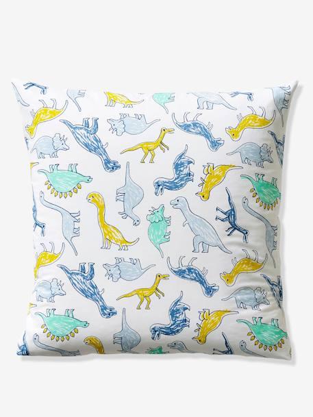 parure fourre de duvet taie d 39 oreiller enfant dinomania meubles et linge de lit. Black Bedroom Furniture Sets. Home Design Ideas