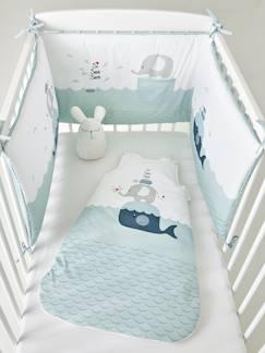 Tour de lit bébé - Linge de lit bébé - vertbaudet