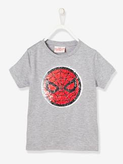 "Superhelden und Comics-""Spiderman®"" T-Shirt, Wendepailletten"
