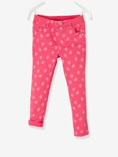 Pantalons-Pantalon fille slim tour de hanches FIN morphologik Collection Maternelle