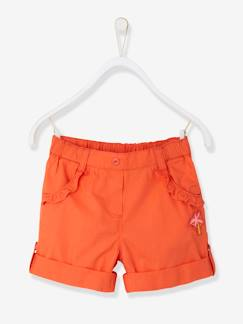 Collection prêt-à-grandir dès 2 ans-Fille-Bermuda fille transformable en short