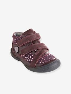 Hiver-Bottines cuir fille collection maternelle