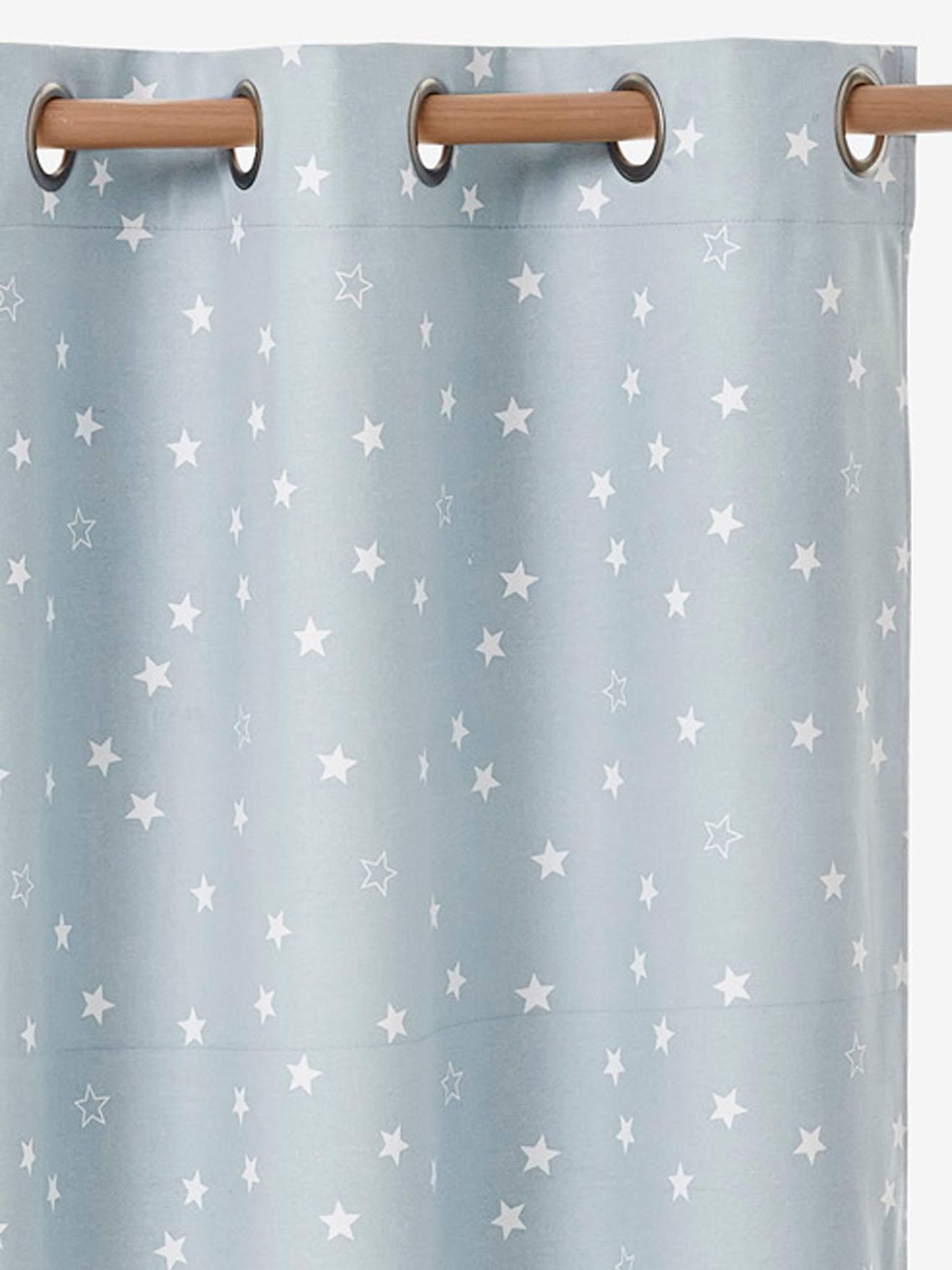 Rangement Et Décoration Décoration Rideau Rideau Occultant étoiles
